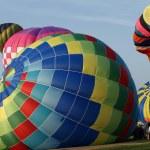 Hot air balloons — Stock Photo #1539317