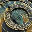 Prague's Astronomical Clock — Stock Photo #1425675