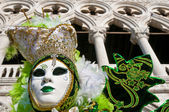 Venice Carnival 2009 — Stock Photo