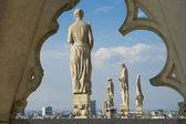 Il Duomo di Milano — Φωτογραφία Αρχείου