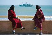 Essaouira's atlantic coast — Stock Photo