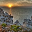 Cape Nati sunset — Stock Photo #2482653