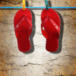 Royalty-Free Stock Photo: Flip-flops