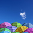 Umbrellas — Stock Photo #1519329
