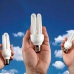 Concept for energy saving — Stock Photo #1536721