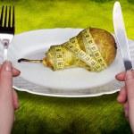 健康やダイエットの概念 — ストック写真