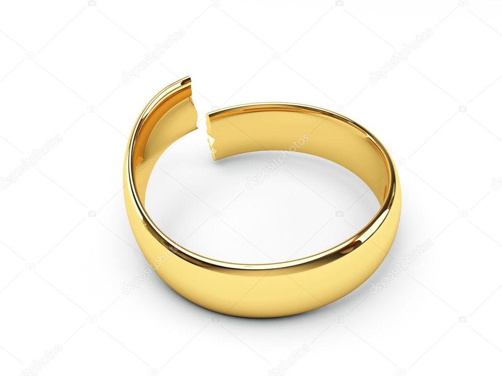 Обручальное кольцо на своей руке во сне