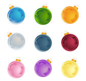 Christmas ornament — Stock Vector