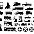 Royalty-Free Stock Vectorielle: Transport