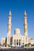 Islam mosque in egypt — Stock Photo