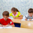 elementary school — Stock Photo