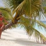 Luxury Holidays. Island of Paradise! — Stock Photo #1398617