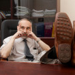 Office working day — Stock Photo #1401105