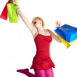 Royalty-Free Stock Photo: Successful shopping!