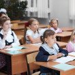 Children at school — Stock Photo #1407851
