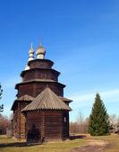 The russian ortodoxy church — Stock Photo