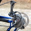 Stock Photo: Rear Derailleur