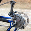 Rear Derailleur - Stock Photo