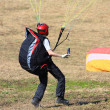 Paraglide - Stock Photo