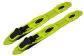 Ski binding system — Stock Photo