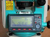 Tachimetr elektroniczny — Zdjęcie stockowe
