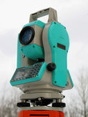 Total station — Photo