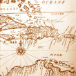 Ancient map — Stock Photo #1418011