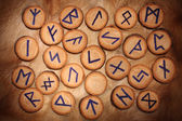 Rune set — Stock Photo