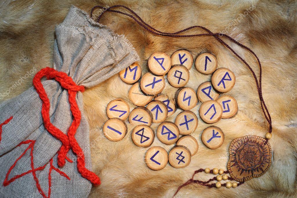 древние славянские руны фото