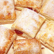 Stock Photo: Puff pastry