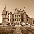 Massandra palace sepia toned — Stock Photo #1607498