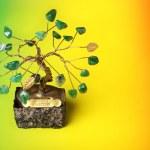 Tree of happiness — Stock Photo