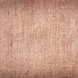 Burlap texture — Stock Photo