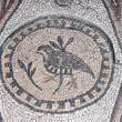 Ancient greek mosaic — Stock Photo
