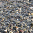 Stones under water — Stock Photo