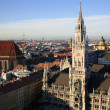 View of Munich - Stock Photo