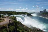 Niagara fall — Stock Photo