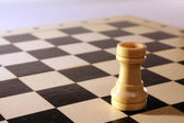 Chess castle close-up — Stock Photo