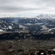 Alps landscape — Stockfoto