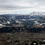 Alpler manzarası — Stok fotoğraf