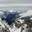 Alps landscape — Stockfoto #1514662