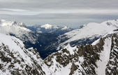 Alpen landschap — Stockfoto