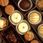 Assorted chocolates — Stock Photo #2369266