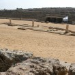 Ancient Amphitheater Caesarea Maritima, — Stock Photo #1395404