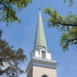 Church Bell Tower — Stock Photo #1395769