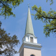 Stock Photo: Church Bell Tower