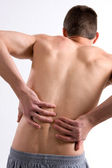 Back Pain — Stock Photo