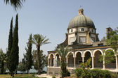 Church Of The Beatitudes — Stock Photo