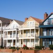 Stock Photo: High End Townhouses, Mud Island, Memphis