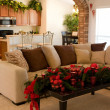 Stock Photo: Home Christmas Decorations